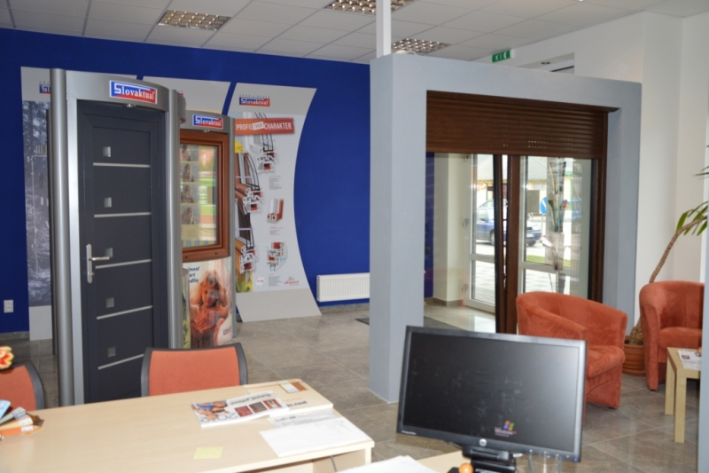 Nové Zámky - Plastové a hliníkové okná a dvere SLOVAKTUAL 49a503bb6e1