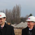 Je odstartováno – společnost Slovaktual v Pravenci rozšiřuje své kapacity