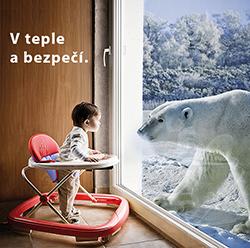 slovaktual-bezpečné okná - zima medveď