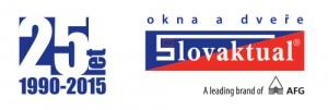 Logo Slovaktual 25 české