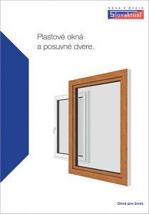 Katalóg Plastové okná a posuvné dvere 2018/2019
