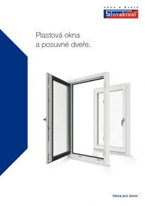 Katalóg - Plastové okná a posuvné dvere SLOVAKTUAL
