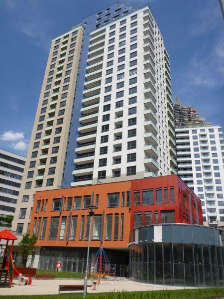 CityPark Ružinov - veža B