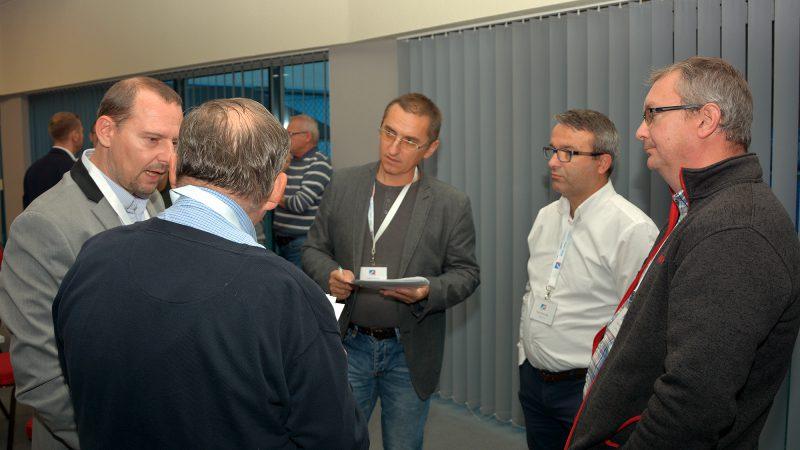 rozhovor členov odborných komisií
