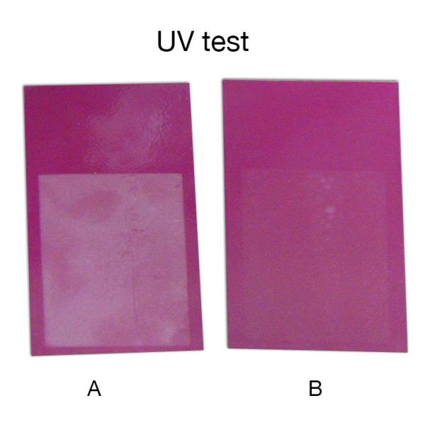 HWR UV TEST