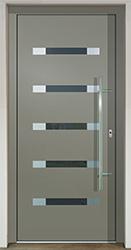hliníkové vstupné dvere