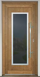 Vchodové dvere SLOVAKTUAL GAVA 701 Irish Oak