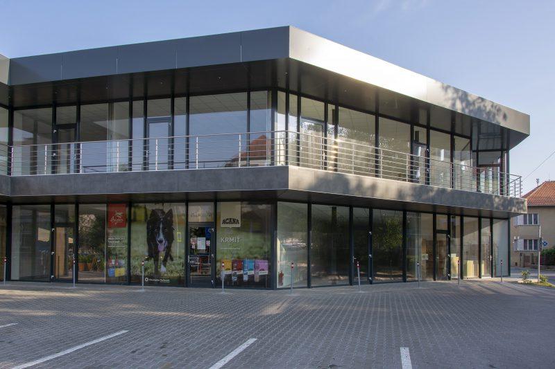 Budova Centro Prievidza