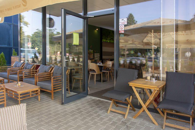 Mika Café v Centro Prievidza