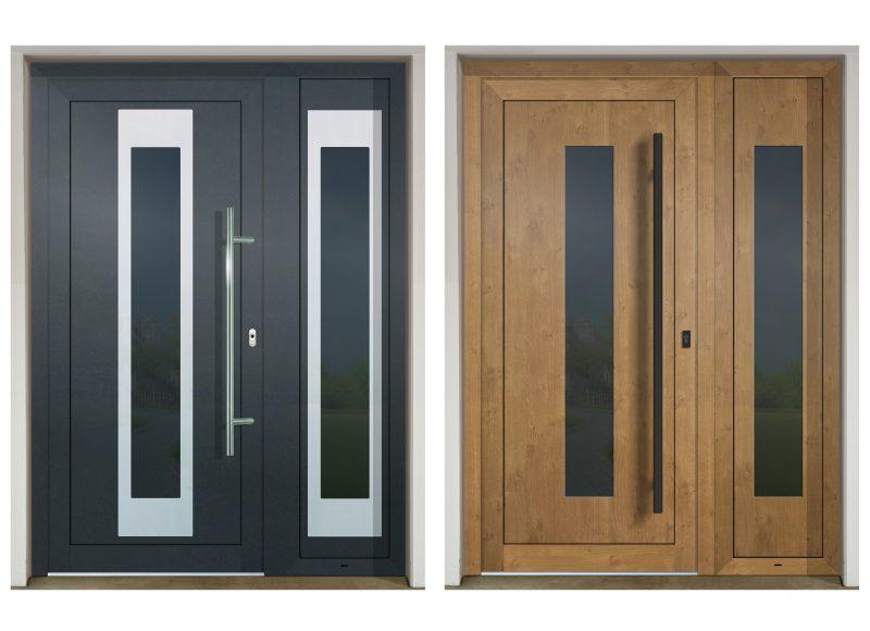 Vstupné vchodové dvere GAVA912 HPL
