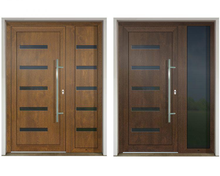 Domové vstupné dvere GAVA 916 HPL