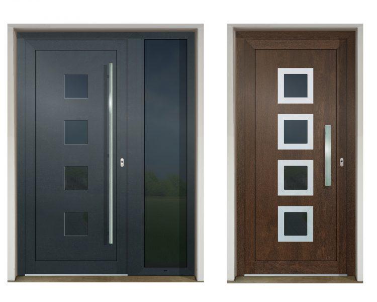 HPL GAVA 961 vchodové dvere