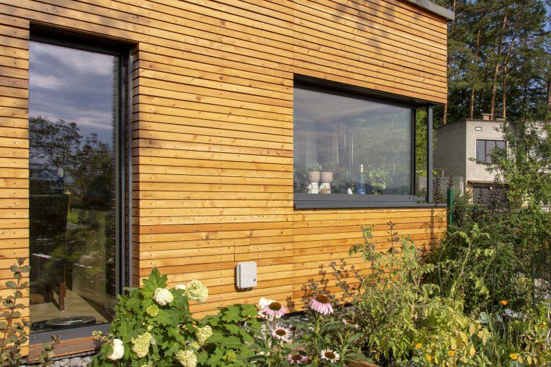 hliníkové rohové okno Slovaktual
