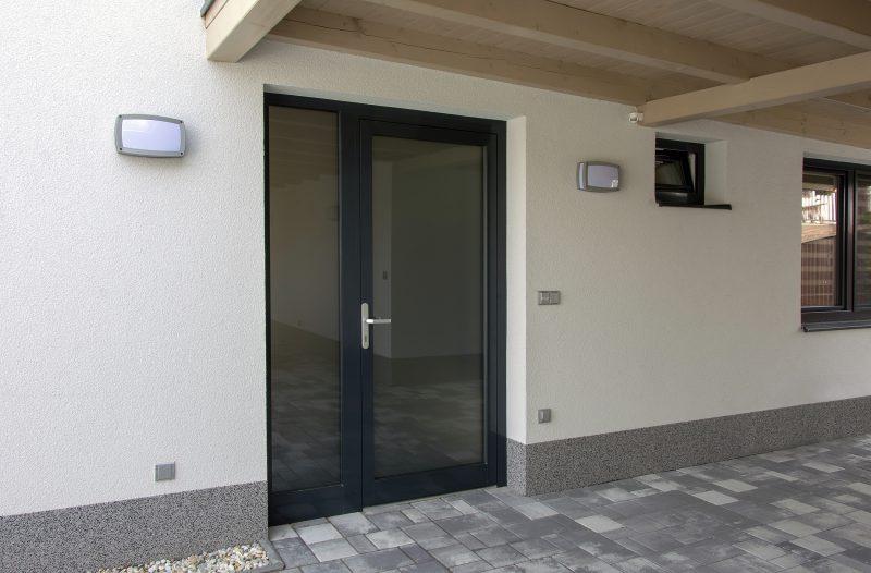 Hliníkové vchodové dvere Slovaktual D72
