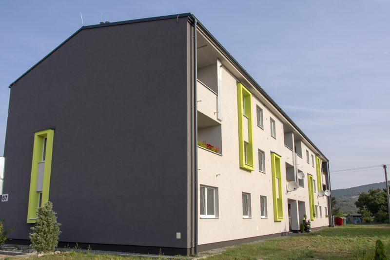 Bytový dom Pažiť