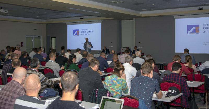 KOnferencia OKNO, DVERE a FASÁDY vo Zvolene