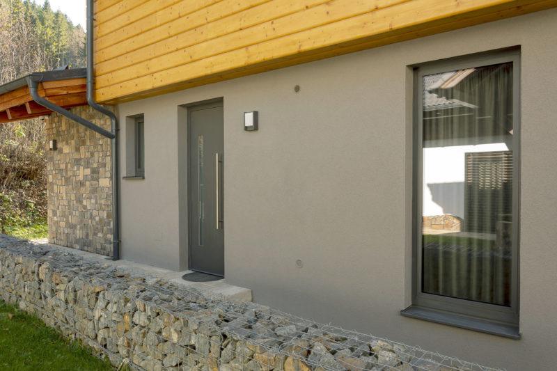 Hliníkové okná a dvere Slovaktual