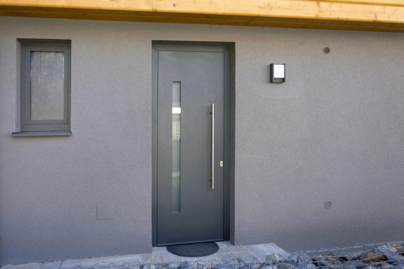 Hliníkové dvere Slovaktual