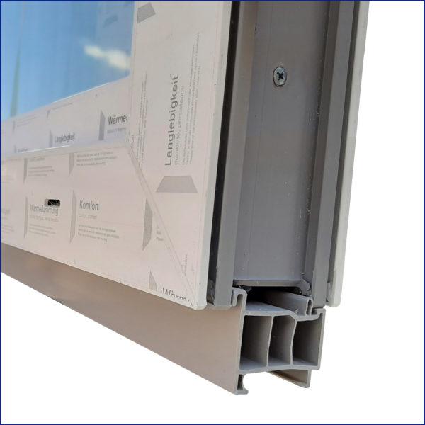 Základný parapetný profil pre okno OPTIM