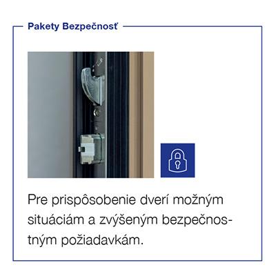 Pakety Bezpečnosť