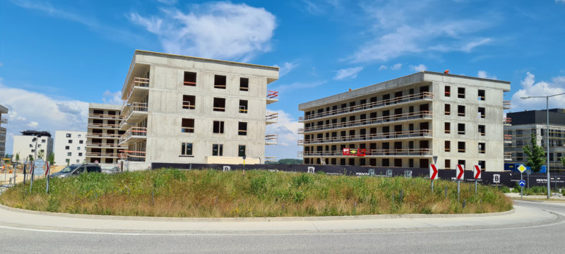 Bory Home III - otvory pre okná Slovaktual