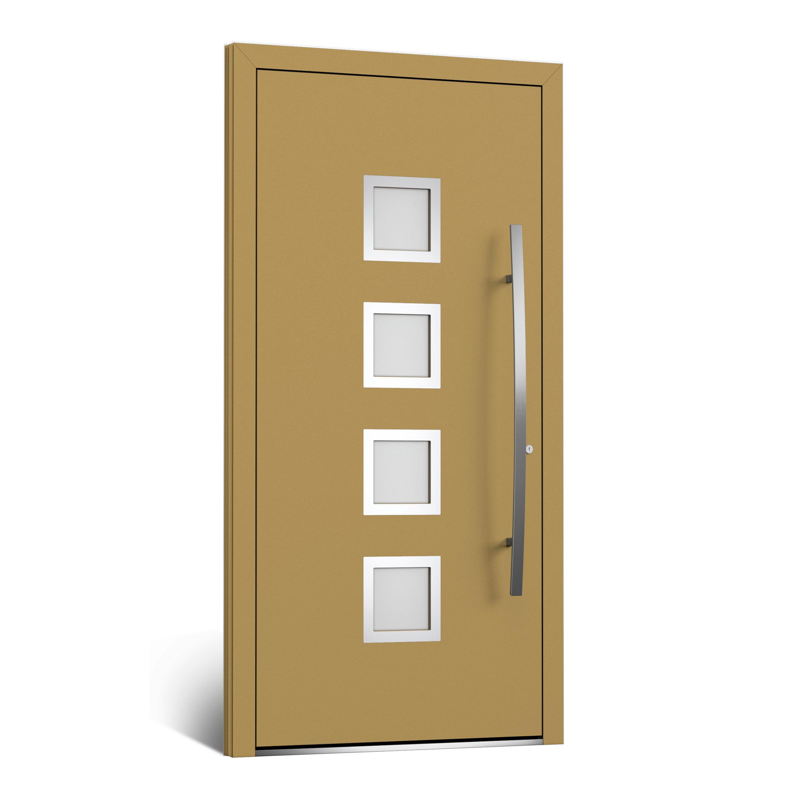 Vchodové dvere 305 s prekrytým krídlom