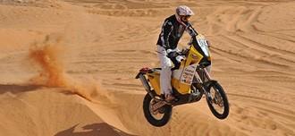 Ivan Jakeš – Dakar 2013