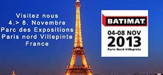 BATIMAT Paris 2013