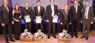 Vyhodnocení nejlepších smluvních prodejců za rok 2013