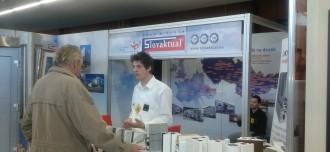 Zmluvní predajcovia spoločnosti SLOVAKTUAL s.r.o. a regionálne výstavy