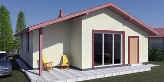 SLOVAKTUAL – dodávateľ okien pre montované domy spoločnosti ECOSTAV