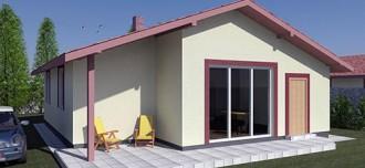 SLOVAKTUAL – dodavatel oken pro montované domy společnosti ECOSTAV