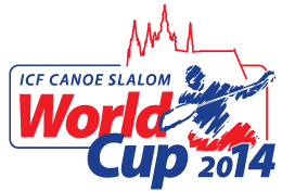 SLOVAKTUAL a Svetový pohár vo vodnom slalome – Praha 2014