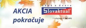 (Slovensky) POZOR – jesenná akcia pokračuje