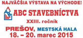 Výstava ABC stavebníctva v Prešove