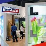 Slovaktual prezentoval okná a dvere na výstave For Arch 2015.
