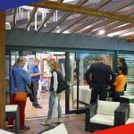 Slovaktual prezentoval okna a dveře na výstavě For Arch 2015.