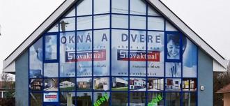 Nitra: nová kancelária a showroom Slovaktual