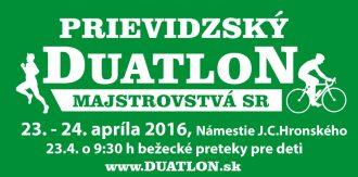 Slovaktual podporuje Prievidzský duatlon 2016