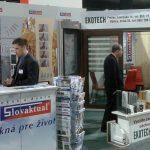 (Slovensky) Slovaktual aj na výstave ABC stavebníctva v Prešove.