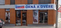 Hlohovec: nová kancelária a showroom Slovaktual