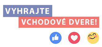 (Slovensky) Vyhrajte hliníkové vchodové dvere