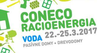 (Slovensky) Výstava CONECO tento rok už v marci.