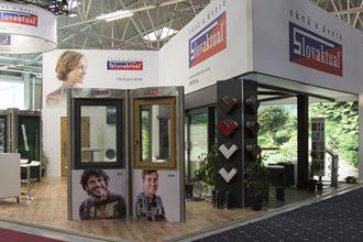 Okna a dveře na výstavě CONECO 2017