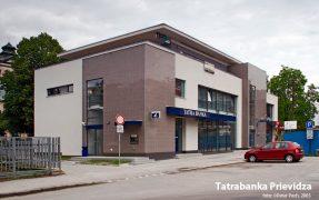 Tatra banka, Prievidza