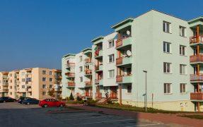 Bytový komplex, Nitra