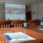 Zástupci 7 univerzit na prohlídce Slovaktualu