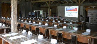 III. pracovní setkání se smluvními prodejci Slovaktualu