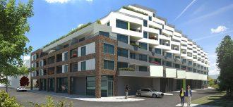 Rezidencia pri radnici s oknami od Slovaktualu