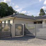 Priestranný bungalov v kúpeľnom meste
